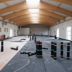 Wiederaufbau Kohlenhof