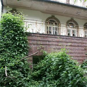 Fassadensanierung Villa Erlenstegen