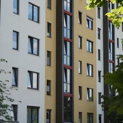 Sanierung Düsseldorfer Straße, Nürnberg